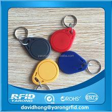 Etiqueta RFID 125KHz grabables reescritura em4305 T5577 Keyfobs / Tarjetas de acceso de proximidad