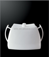 Soup Container,ceramic soup tureen ladle,ceramic soup bowl with lid