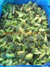 wholesale frozen green broccoli floret