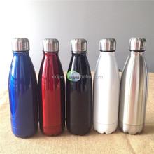 Double wall Stainless Steel Vacuum sport water Bottle/vacuum flask