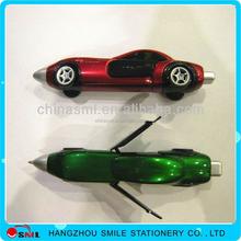 2015 new products fine workmanship top grade cartoon sports car pen