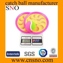 wholesale catch ball velcro catch ball with cheapest price