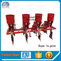 Professional seller top quality four row corn planter for sale