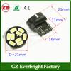 New product! tail light turn lights S25 1156 BA15S / 1157 BAY15D 5730 9SMD T20 T25 Auto Turn Backup Lamp Car Brake Tail Light