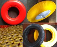 Hot Sale PU Foam Wheel, Wheelbarrow Tire 480/400-8