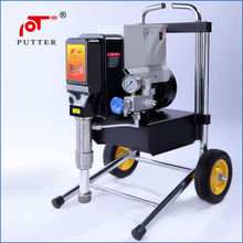 China supplier electric piston airless paint sprayer