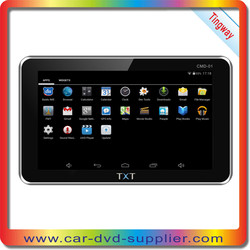 High Quality Android Navigation 7 inch Multimedia Car Entertainment System Support Full Functions (AV-IN, DVR, VSA, FM, Wifi)