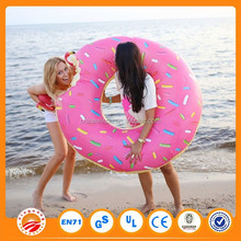 2015 Summer fashionable inflatable donut pool float