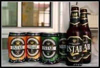 ISTAK non alcoholic malt beverage