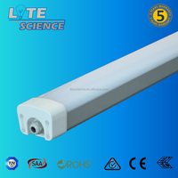 Waterproof ip65 tri proof led 1000mm replace led tube light fixture with 80W