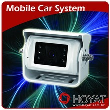 Rear View Aluminum Chassis IP68 Weatherproof Vehicle Camera