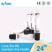 Wholesale colorful vacuum medical blood ESR collection tube
