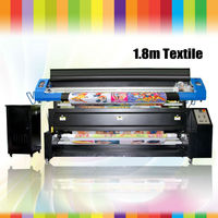 Designer latest t shirt sublimation printer machine
