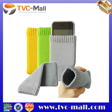 Universal Sock Soft Case Pouch for Mobile Phone
