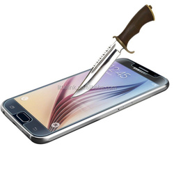 New 2.5D Tempered Glass Screen Protector 0.26mm Explosion Proof Film Guard For Samsung Galaxy S4 with Retail packing