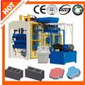 Qt10-15 bloco amostras para máquina de fazer tijolos de concreto máquina oca do bloco preço de lista
