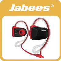 Jabees BSport Portable running wireless Bluetooth Sporty headset with Waterproof IPX4