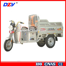 48V 500W passengers and cargo electric tricycle
