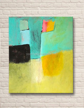 2015 Best selling products painting abstract