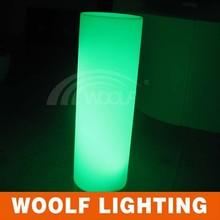 Lighting pillar design luminous Roman pillar colum/ light colums