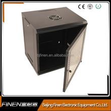 sheet metal 19 inch wall mounted electrical telecom box
