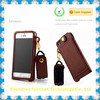 alibaba china PU cell phone case for iphone 6