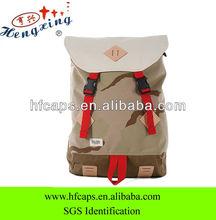 2013 best hiking military cotton shoulder backpack travel bag