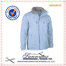 Sunnytex Outdoor Newest OEM High Quality waterproof varsity jacket wholesale 2016