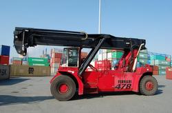 ferrari reachstacker , used diesel , 45 ton reachstaker , for sale