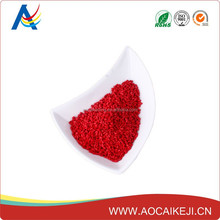Professional Agriculture / Industrial Film Fresh Red Masterbatch Manufacture