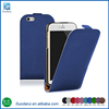 High quality Ultra Slim PU leather flip cases for ipod touch 6