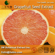 Natural Product Grapefruit Seed Extract from 3W Manufacturer