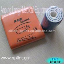 2012 new emergency splint Rolled splint