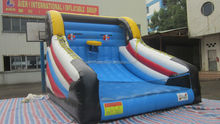 Most famouse fun from inflatable basketball game shooting