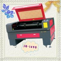 Laser cutting/ cutter/ engraving/ engraver machine with two heads