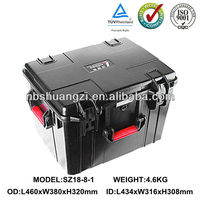 Modified hard plastic injection molded case