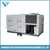 Venttech Industrial best selling rooftop air conditioner with factory price