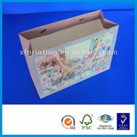 Paper pizza bags making and printing paper bags machine company names of paper bags