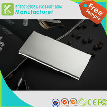 2014 Popular Portable Charger ,Portable Power Bank ,Power Bank 8000 mah for mobail