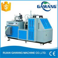 Professional Manufacturer Coffee Tea Paper Cup Making Machine Prices