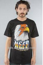 latset mens printing brand t shirt 2012