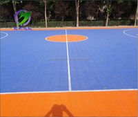 PP Interlock Tiles/Basketball/Tennis Flooring