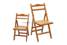 Portable Bamboo Folding Easy Chair
