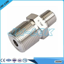China fitting manufacturer F/M reducing hex pipe nipple