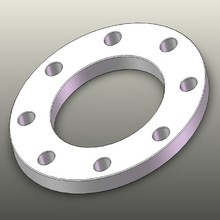High quality stainless steel pipe flange