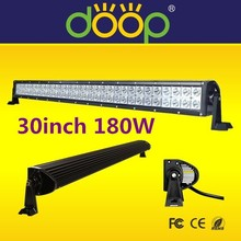 2015 NEW led atv light bar,double row led work lightbar,9-32v dc available,31.5'' 4wd atv led light bar for all car 180W high po