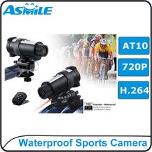 top 10 professional camcorder 120 wide-angle sport camera with 5mp cmos sensor AT10