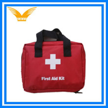 Custom first aid kit empty bag for family outdoor wholesale