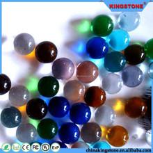 ODM OEM manufacturer 2015 newly design clear glass balls,newest iridescent glass balls
