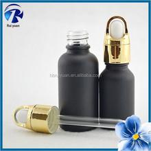 High quality glass adorable shape dropper bottles wholesale